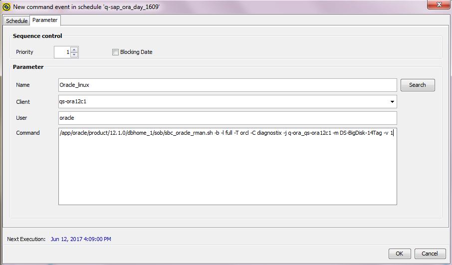 4 4 3:Oracle Backup - SEPsesam